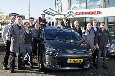 Auto Berkelaar Amstelveen
