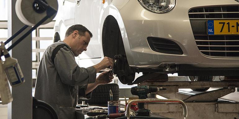 Onderhoud en reparatie Suzuki