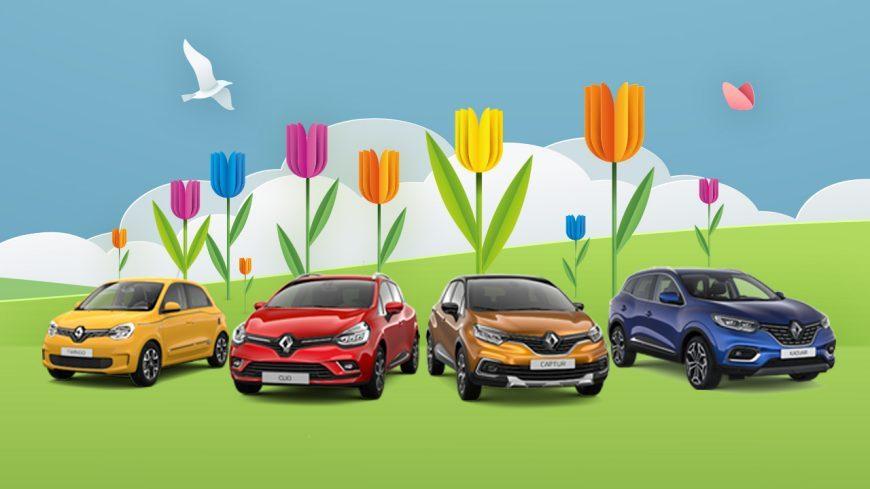 Heel eenvoudig je nieuwe Renault kopen?