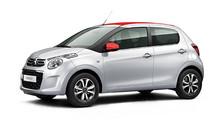 nieuwe modellen Citroën