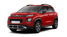 Citroën modellen C3 Aircross