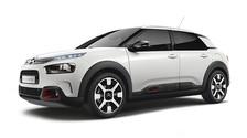 Citroën modellen C4 Cactus