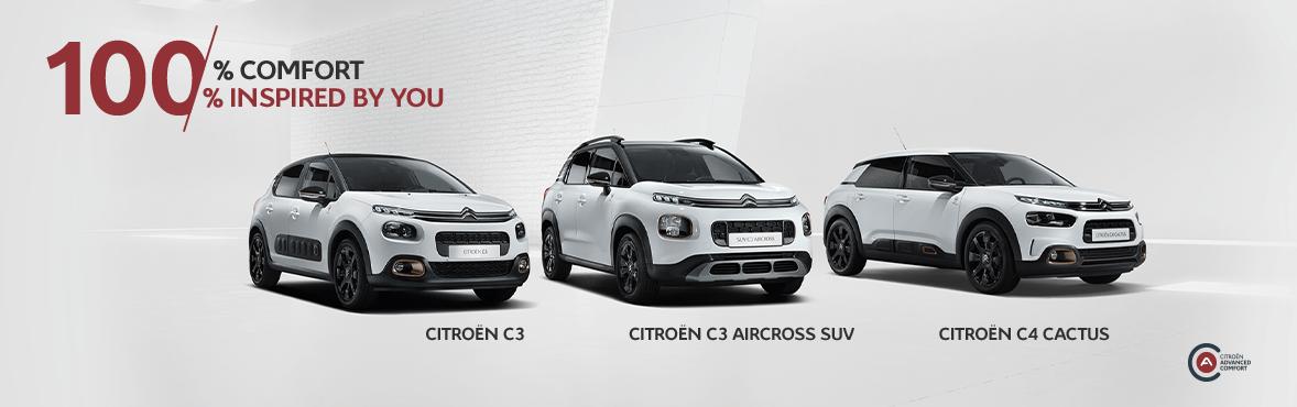Citroën Origins Collector's actie